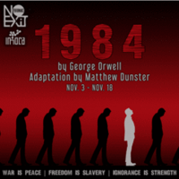 1984 by George Orwell Adaptation by Matthew Dunste...