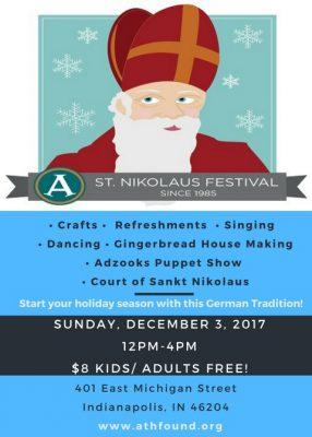 Sankt Nikolaus Fest