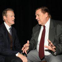 Bill W and Dr. Bob