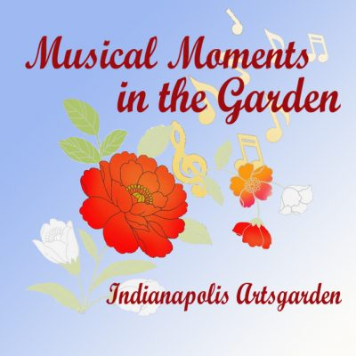 Musical Moments at the Garden