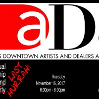 First Friday at the Circle City Industrial Complex...