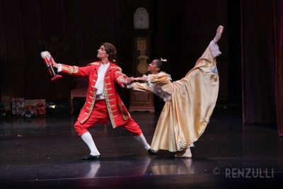 Indiana Ballet Conservatory's The Nutcracker