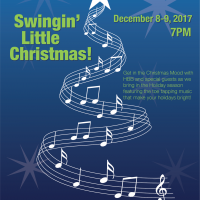 Heartland Big Band presents a Swingin' Little Christmas