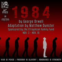 1984 by George Orwell, Adapted by Matthew Dunster