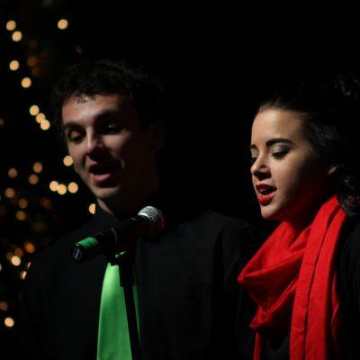 Christmas at Marian