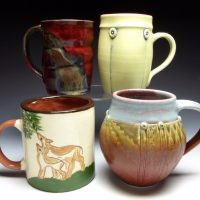 Local Clay Potters' Guild 20th Anniversary Show and Sale