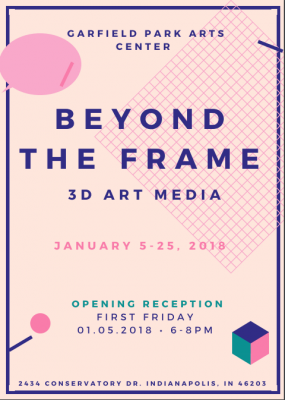 Call for Artists Beyond The Frame Exhibition