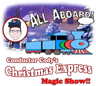 Conductor Cody's Christmas Express!