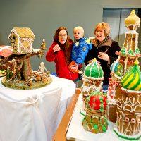 Gingerbread Village at Conner Prairie