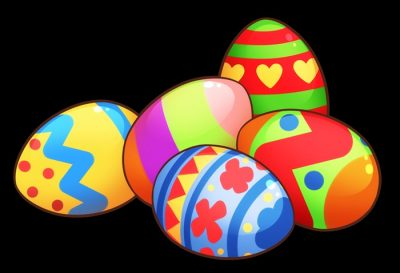 Hop to the Prop for an Easter Egg Hunt