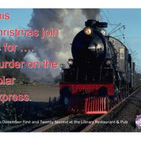 Murder on the Polar Express