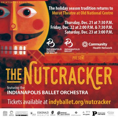 The Nutcracker, presented by Community Health Netw...