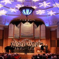 The Holly & The Ivy: Holiday Organ Concert 2017