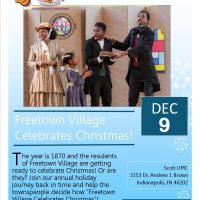 Freetown Village Celebrates Christmas