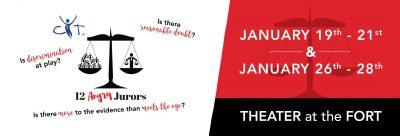 CYT Presents 12 Angry Jurors