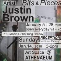 Justin Brown: Bits & Pieces