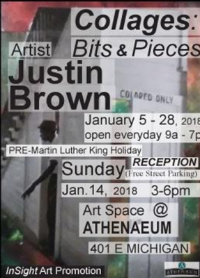 Justin Brown: Bits & Pieces