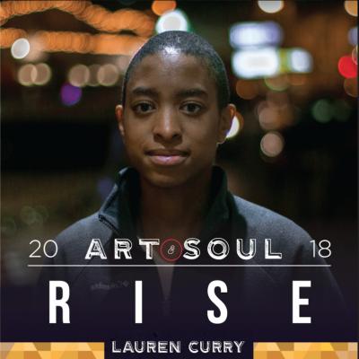 Art & Soul: FEATURED ARTIST Lauren Curry