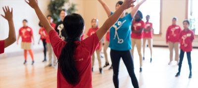 Dance Teaching Artist