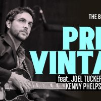 Prime Vintage featuring Joel Tucker, Steve Snyder, Kenny Phelps, Sophie Faught at The Jazz Kitchen