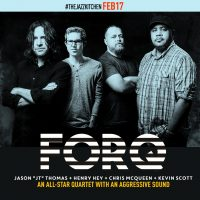 Forq at The Jazz Kitchen