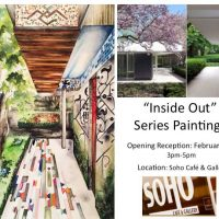 """Inside Out"" Series Paintings"