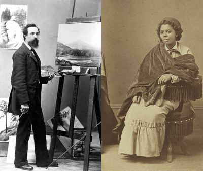 Curator's Choice Series: Grafton Tyler Brown and Edmonia Lewis