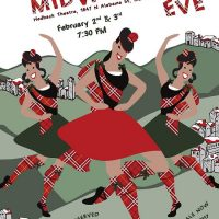 ONE MIDWINTER'S EVE