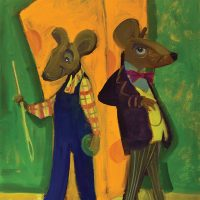 'The Town Mouse and the Country Mouse' Student Matinee Performance