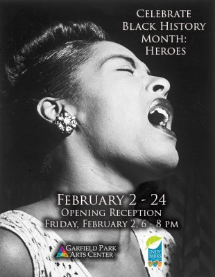 Celebrate Black History Month: Heroes First Friday