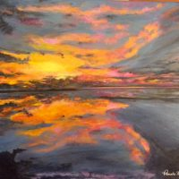 Intuitive Abstract Painting With Pamela O'Brien