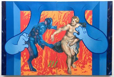 Undergraduate Painting Exhibition