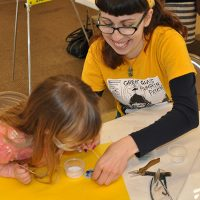Bloomington Creative Glass Center's Glass EGGstravaganza!