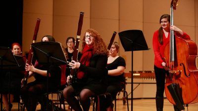 Neighborhood Concert Series: JCA Composers Orchest...