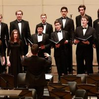 Music at Butler Series: Chorale, Spectra, University Choir