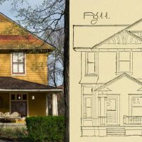 Convenient and Beautiful: The Architecture of Louis Gibson