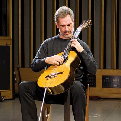 Paul Galbraith at the Palladium