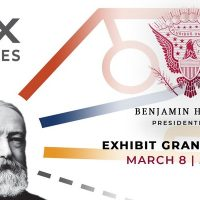 Six Degrees of Benj. Harrison | Exhibit Grand Opening