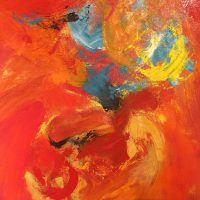 Last Call for Intense Color at 10th West Gallery