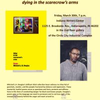 Mitchell L. H. Douglas - dying in the scarecrow's arms - Book Release