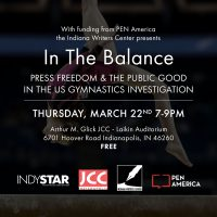 In the Balance: Press Freedom & the Public Good in the USA Gymnastics Investigation