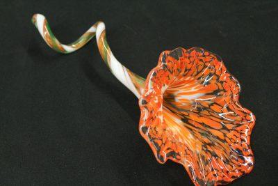 Create a Hot Glass Flower $40