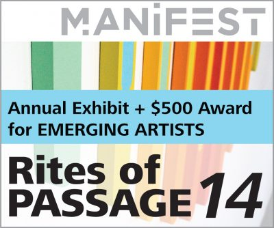 National Emerging Artists Exhibition