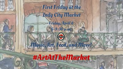 First Friday: Art at the Market