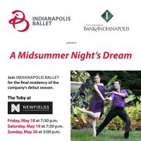 Indianapolis Ballet presents: A Midsummer Night's Dream