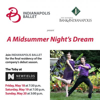 Indianapolis Ballet presents: A Midsummer Night's ...