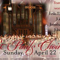 St. Paul's Choir Concert