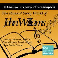 The Musical Story World of John Williams