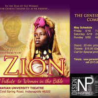 O Zion - A Musical Tribute to Women in the Bible