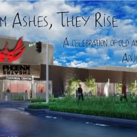 From Ashes, They Rise - Phoenix Theatre Ribbon Cutting Ceremony